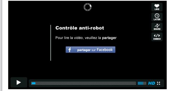 Controle anti robot